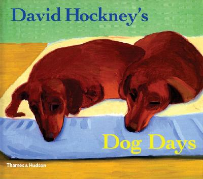 Hockney Dog Days Cover Image
