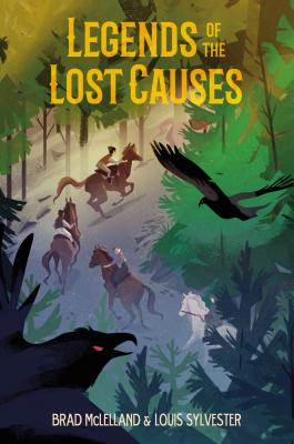 Legends of the Lost Causes Cover Image