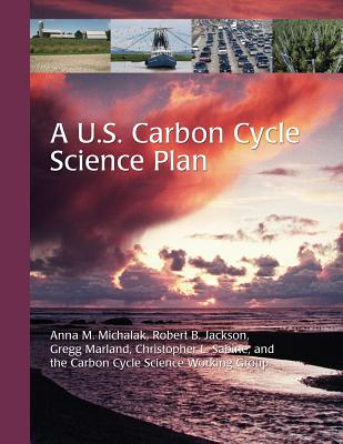 A U.S. Carbon Cycle Science Plan Cover Image