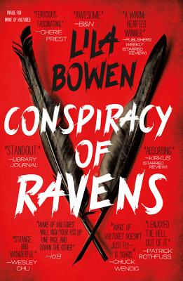 Conspiracy of Ravens Cover