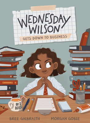Wednesday Wilson Gets Down to Business Cover Image