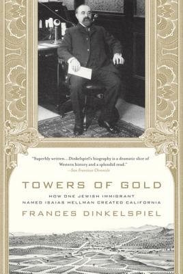Towers of Gold Cover