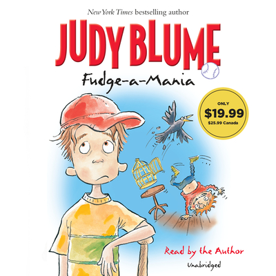 Fudge-A-Mania (The Fudge Series #4) Cover Image