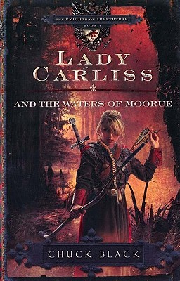 Lady Carliss and the Waters of Moorue Cover