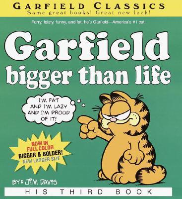 Garfield: Bigger Than Life Cover Image