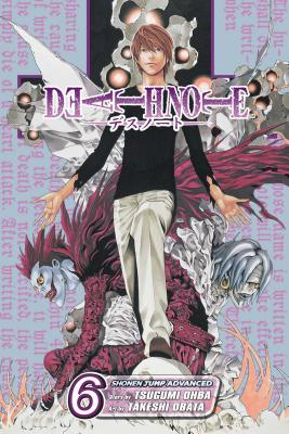 Death Note, Vol. 6 Cover Image