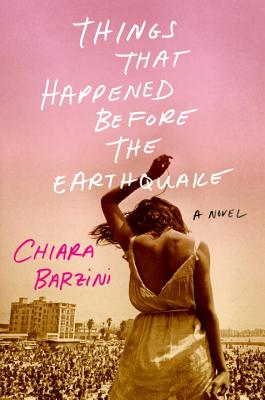 Cover for Things That Happened Before the Earthquake
