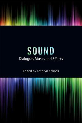 Sound: Dialogue, Music, and Effects (Behind the Silver Screen Series) Cover Image