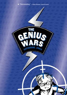 The Genius Wars Cover