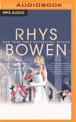 Four Funerals and Maybe a Wedding (Royal Spyness #12) Cover Image