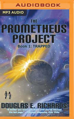 Trapped (Prometheus Project #1) Cover Image