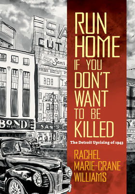 RUN HOMW IF YOU DON'T WANT TO BE KILLED - by Marie-Crane Williams