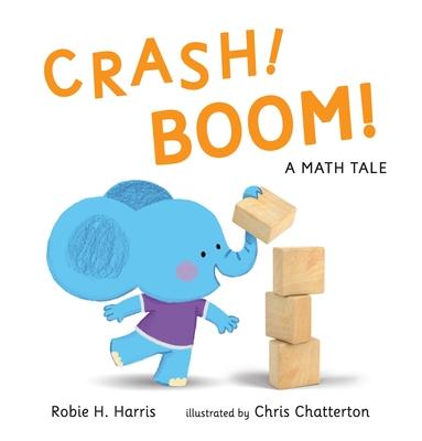 CRASH! BOOM! A Math Tale Cover Image