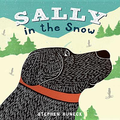 Sally in the Snow (Sally Board Books) Cover Image