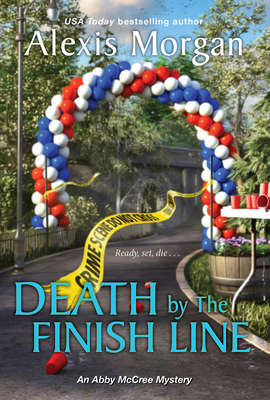 Death by the Finish Line (An Abby McCree Mystery #5) Cover Image