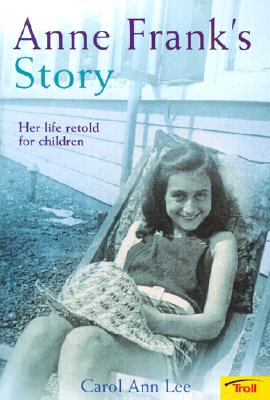 Anne Franks Story Cover