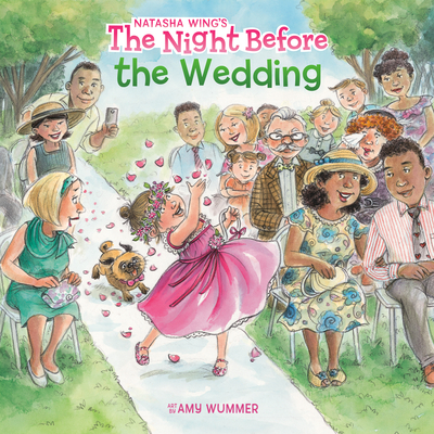 The Night Before the Wedding Cover Image