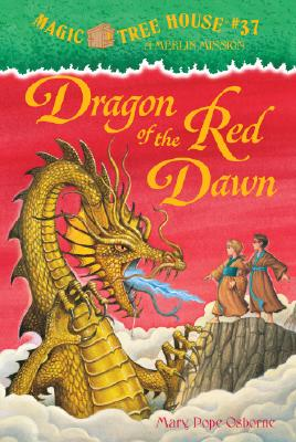 Dragon of the Red Dawn Cover