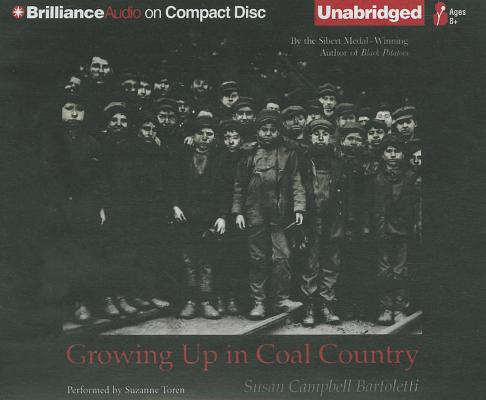 Cover for Growing Up in Coal Country