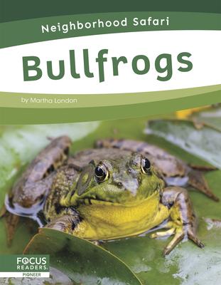Bullfrogs Cover Image