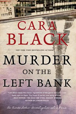 Murder on the Left Bank (An Aimée Leduc Investigation #18) Cover Image