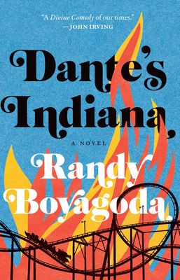 Cover for Dante's Indiana