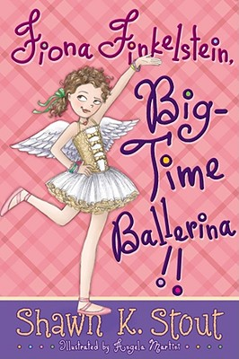 Fiona Finkelstein, Big-Time Ballerina!! Cover