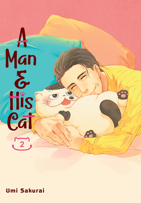 A Man and His Cat 02 Cover Image