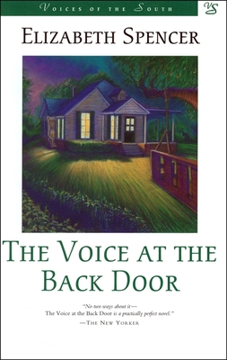 The Voice at the Back Door Cover