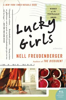 Lucky Girls: Stories Cover Image