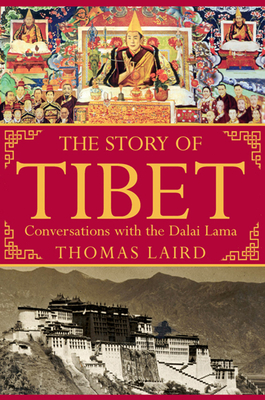 Cover for The Story of Tibet