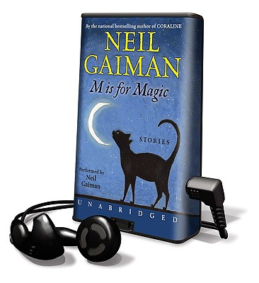 M Is for Magic [With Headphones] Cover Image