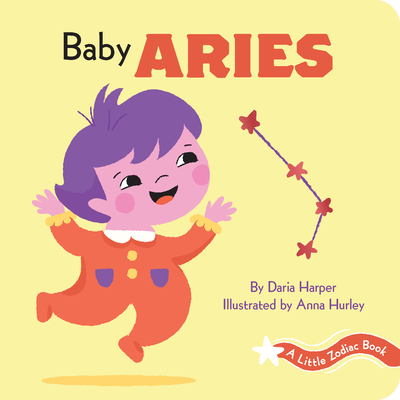 A Little Zodiac Book: Baby Aries Cover Image
