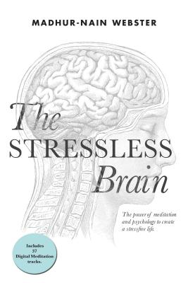 The Stressless Brain Cover Image