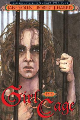 Girl in a Cage Cover