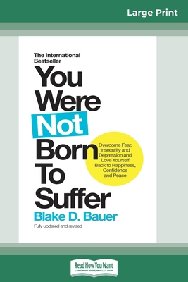 Cover for You Were Not Born to Suffer