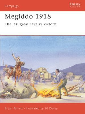 Megiddo 1918 Cover