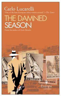 The Damned Season Cover