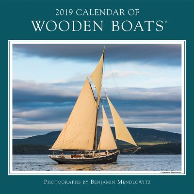 2019 Calendar of Wooden Boats Cover Image