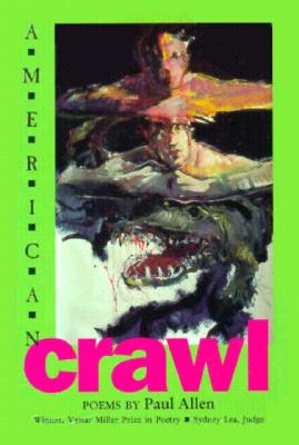 Cover for American Crawl (Vassar Miller Prize in Poetry #4)