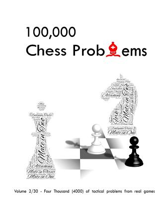 100,000 chess problems: book 2/30 - a series of 30-volume set Cover Image