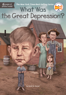What Was the Great Depression? (What Was?) Cover Image