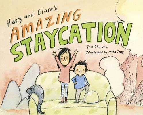 Harry and Clare's Amazing Staycation Cover Image