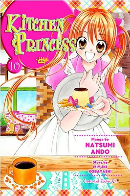 Kitchen Princess 10 Cover