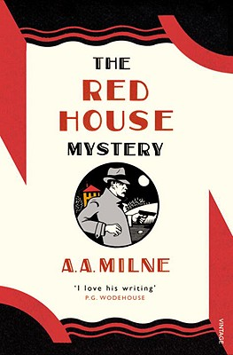 The Red House Mystery (Vintage Classics) Cover Image