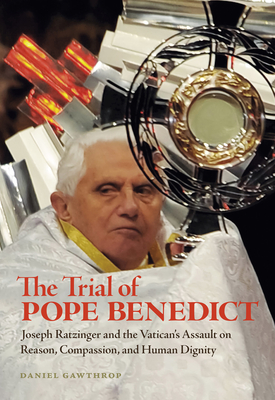 The Trial of Pope Benedict Cover