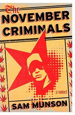 The November Criminals Cover