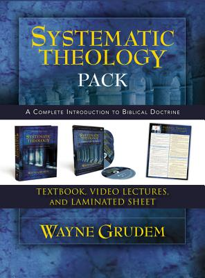 Systematic Theology Pack: A Complete Introduction to Biblical Doctrine Cover Image