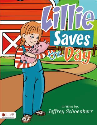 Lillie Saves the Day Cover Image