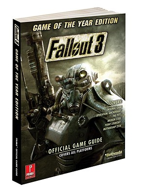 Fallout 3 Game of the Year Edition Cover
